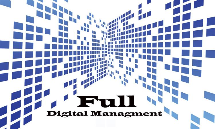 full digital management