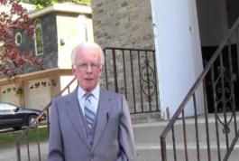 Pastor Wally DeWolf invite you to come through these doors to worship the Lord