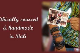 Bracelets from Bali