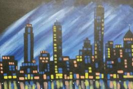 How about your interpretation of a skyline?